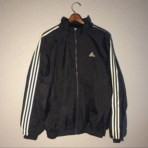 Adidas rain jacket wind breaker